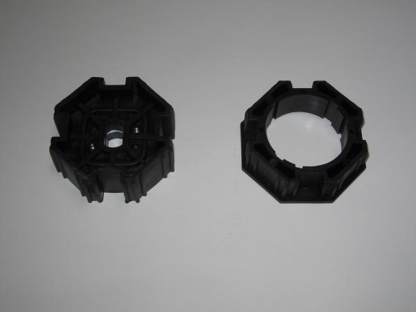 e-ast Adapter+Mitnehmer SW 70mm für ER-Motore