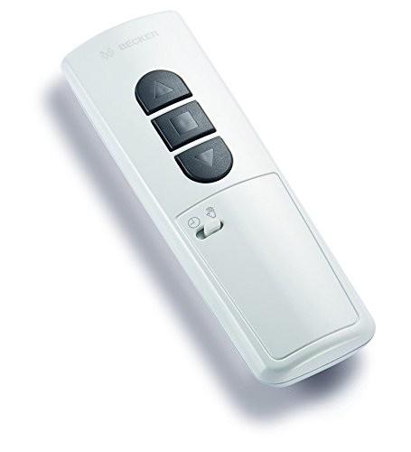 Becker Centronic MemoControl MC 441-II Handsender mit Memoryfunktion weiß